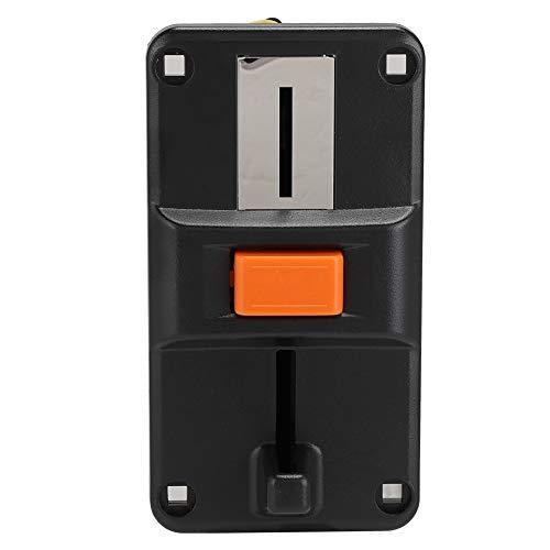 Hakeeta Selettore gettoniera Accetta per Macchine da Gioco, con Materiale di qualità, Anti-elettromagnetico, distributori Automatici, Telefono a getto