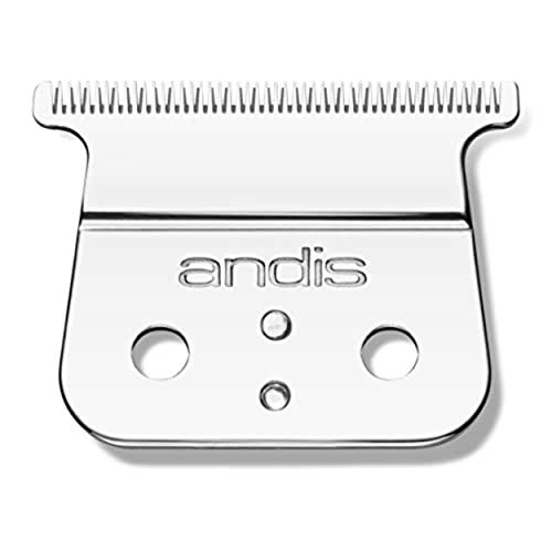 Andis 04850 GTX Deep Tooth TOutliner Carbon Steel Replacement Blade, Polished, 1 Count