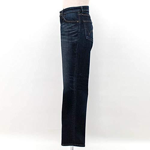 EDWINエドウインメンズ503レギュラーストレート濃色ブルー/中色ブルー[E50303]28サイズ126濃色ブルー