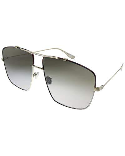 Dior Homme DiorMonsieur2 24W86 - Gafas de sol, color dorado y gris