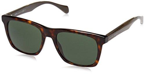Hugo Boss Boss 0911/S 85 1JC Gafas de sol, Marrón (Hvn Crybrwn/Grey Green), 53 Unisex-Adulto