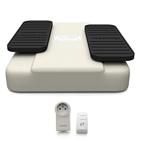 Happylegs® Premium, la autentica máquina de andar sentado® con Mando a Distancia. ÚNICA fabricada en España. La más rápida y silenciosa. CE