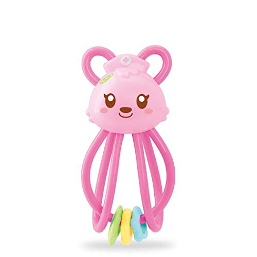 Fantastic Deal! Sunywear 6x13cm Cartoon Animal Baby Teether Rattle Teether Educational Toys Bath Toy...
