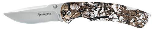 Remington 872713 Gürtelmesser Sportsman Messer, Silber