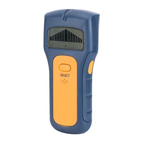 Stud Finder, 3-in-1 Wall Stud Sensor, Multifunction Metal Detector, Metal Detector for Wood Live AC Wire Metal Studs Detection, Wall Scanner Instrument for Interior Decoration