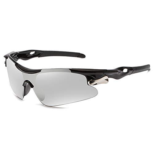ZYQDRZ Gafas De Sol Deportivas para Hombres, Gafas De Bicicleta De Ciclismo De Montaña, Gafas De Sol A Prueba De Viento para Deportes Al Aire Libre, Gafas A Prueba De,#5