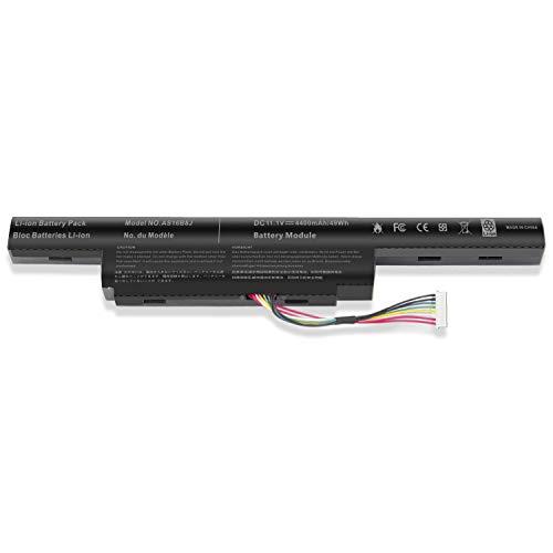 AS16B5J AS16B8J Battery for 15.6' inch Acer Aspire E5-575G Acer Aspire E5-575G-53VG Acer Aspire E5-575G-75MD Acer Aspire E5-575G-5341
