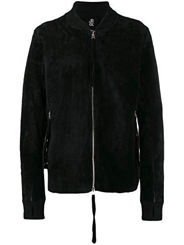 THOM KROM Luxury Fashion Mens Outerwear Jacket Winter Black