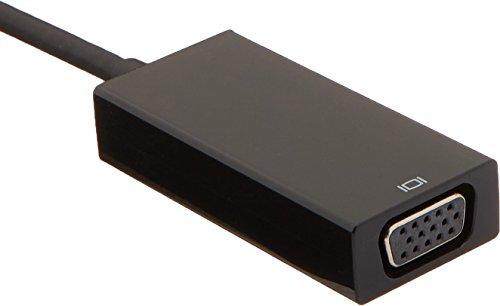 Amazon Basics USB 3.1 Type-C to VGA Adapter Cable - Black