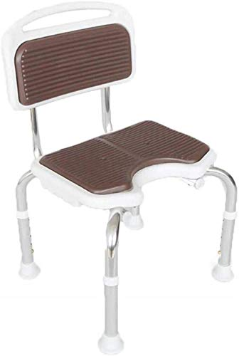 In hoogte verstelbare douchekruk van aluminium voor senioren, handicapdragers en handicapdragers, vaste rollators op wielen en accessoires.