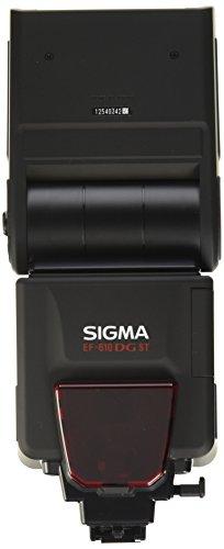 Sigma EF-610 DG ST, 320 g, 77 x 117 x 139 mm, AA, Negro