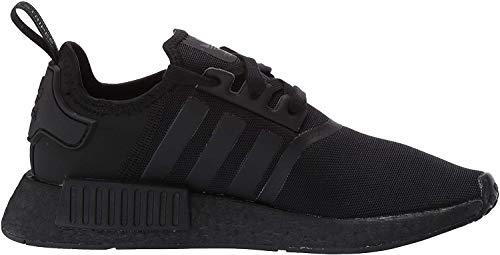 adidas Originals Men's NMD_R1 Black/Black/Black 12