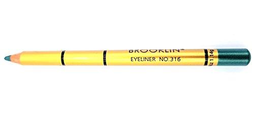 Brooklin Augenstift N316 Smaragdgrün Wasserdicht Langfristig
