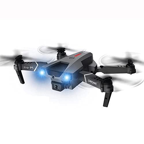 NONGLAN Drone 4k Dual Fotocamera Professionale Professionale Aerial Photography Abraring Ostacoli Evitare Quadcopter Rc Elicottero Bambino Giocattolo