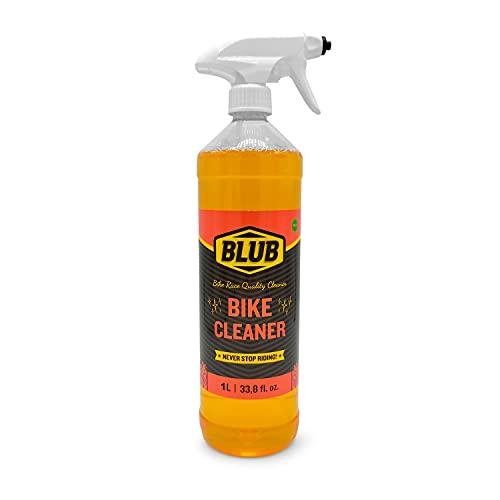 Blub Champú Limpiador Multiusos 1L, Spray Bike Cleaner, Limpiador de Bicicleta MTB
