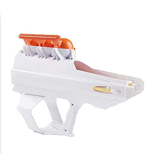 kolo FINE Snowball Launcher Snowball Gun Toy, Snowball Fight Blaster with Handle, Outdoor Fun Snowball Thrower Launcher Toy, for Kids and Adults Playing in The Snow in Winter