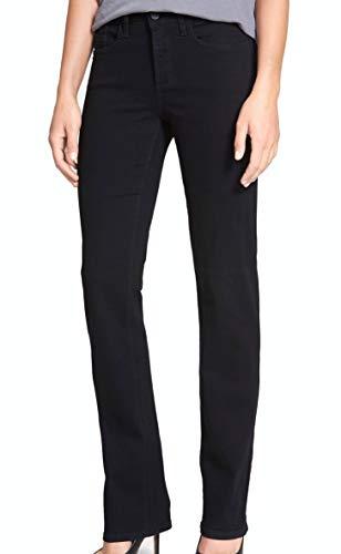 NYDJ Marilyn - Jeans da donna in denim - nero - 36