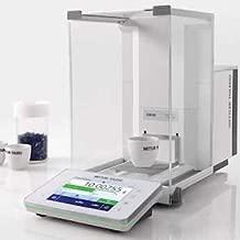 Mettler Toledo XSR304 Excellence Analytical Balance, 320g x 0.0001g; Internal Calibration