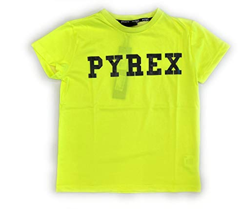 Pyrex Kids Baby 027515 Yellow Fluo T-Shirt Summer - Yellow - 12 Years