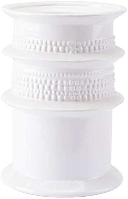 HomeRoots Décor 295067-OT Cylinder Vase, Multicolor