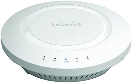 EnGenius Dual-Band 2.4/5Ghz, Indoor AP/WDS, 300Mb [並行輸入品]