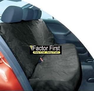 06-ON Heavy Duty Impermeable van Cubierta de asiento negro 2+1 CITROEN Relay