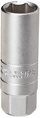 KS Tools 911.3909 3/8 inch bougie-dop, 5/8