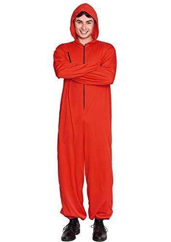 CARNAVAL 2019 Disfraz Ladron Adulto (L) disfraz ladron de banco