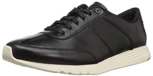 Cole Haan Men's Grand Crosscourt Runner Sneaker, Black, 11