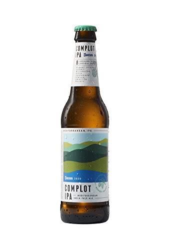 Complot Cerveza IPA - Botella 33cl