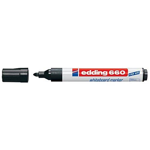 Edding 150946 Whiteboard-marker 660, zwart