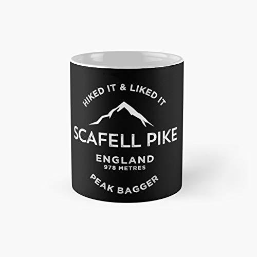 Sca-fell Pi-ke Classic Mug   Best Gift Funny Coffee Mugs 11 Oz