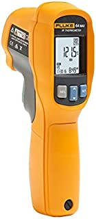 Fluke 64 Max Infrared Thermometer, Multi-Functional, -22 to 1112 °F Range