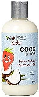 EDEN BodyWorks Coco Shea Berry Moisture Milk, 8oz