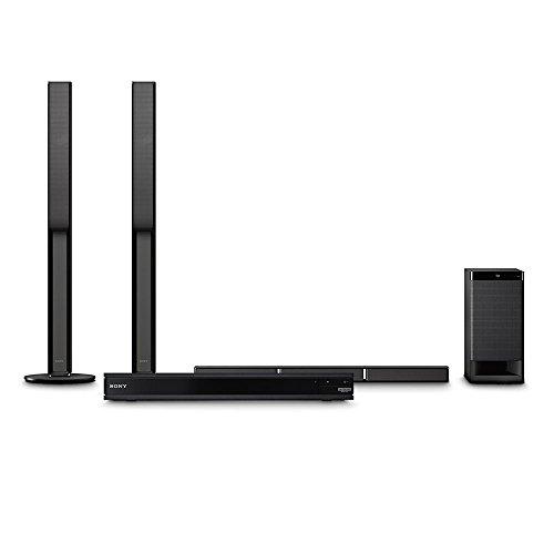 Sony UBPX800 4K Ultra HD Blu-ray Disc Player + Sony HT-RT4 5.1 Soundbar System