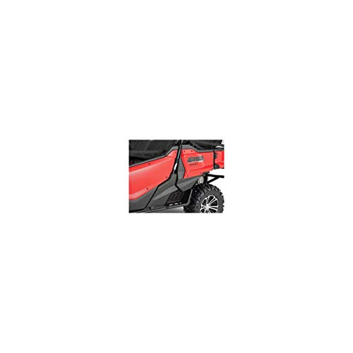 Honda Genuine Accessories Color Panels (Red) Compatible with 16-17 PIONEER1K-5