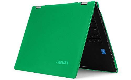 mCover Schutzhülle für Lenovo Yoga C740 (15) Serie 2-in-1 Laptop (Nicht für andere Lenovo Laptops) Grün