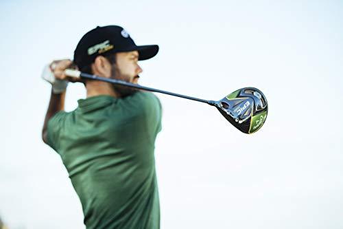 Callaway Golf 2019 Epic Flash Driver, Right Hand, Project X Even Flow Green, 50G, Stiff Flex, 9.0 Degrees , Black