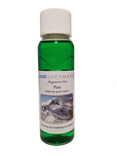 LUFTMAXX Pure Duftstoff für Wasserstaubsauger Lufterfischer Water -Ball Raumklima Duft100ml