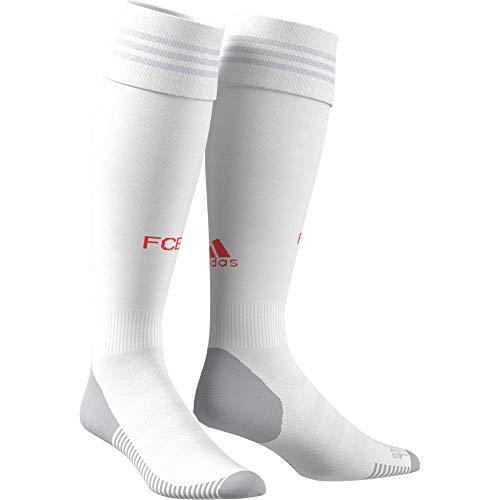 adidas Herren 20/21 FC Bayern Away Socks, White, XL