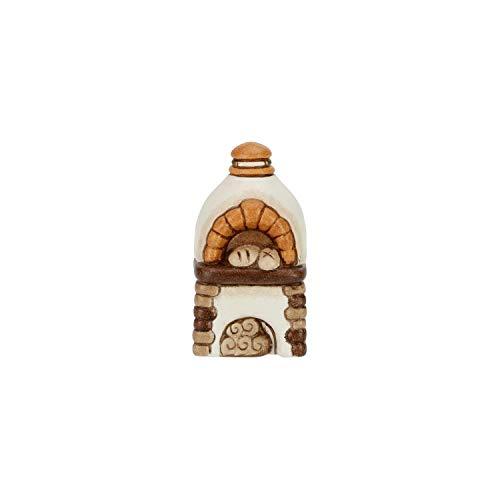 THUN® - Forno per Pane - Statuine Presepe Classico - Ceramica - I Classici