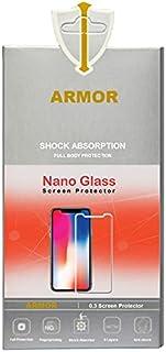 لاصقه حمايه من ارمور 4 في 1 تتميز بشاشة نانو لموبايل Oppo A54