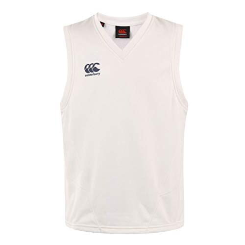Canterbury Mens Sleeveless Cricket Overshirt / Sweater Vest