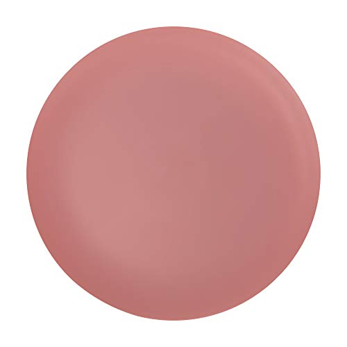 Procos 10201220 Solid Colour Reusable Plate 20.5 cm Red