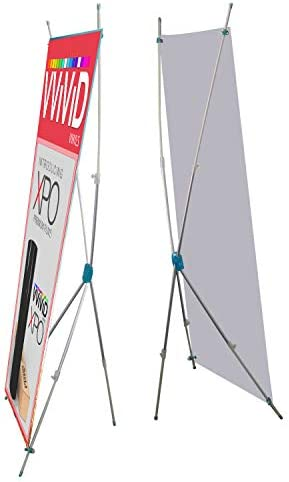 VViViD Graphic Display Banner Stands 32 x 72 Telescoping X Stand product image