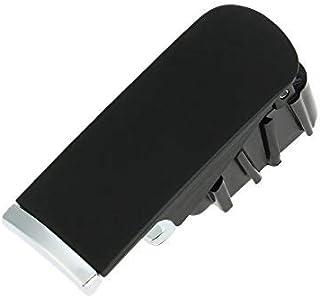 Pumpumly Tapa de la guantera de la manija abierta/del tirador de la cerradura de la guantera cubierta del tirón con el agu...