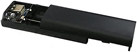 Pinzhi Portátil 5600mAh USB Power Bank 18650 Caja del cargador de batería para celular: Amazon.es: Electrónica