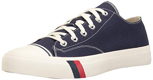 PRO-Keds Herren Royal Lo Classic Canvas Turnschuh, Navy, 41 EU