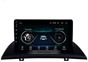 Andorid 8.1 Car Head Unit Multimedia for 2004-2012 BMW X3 E83 2.0i 2.5i 2.5si 3.0i 3.0si 2.0d 3.0d 3.0sd with 3G Bluetooth