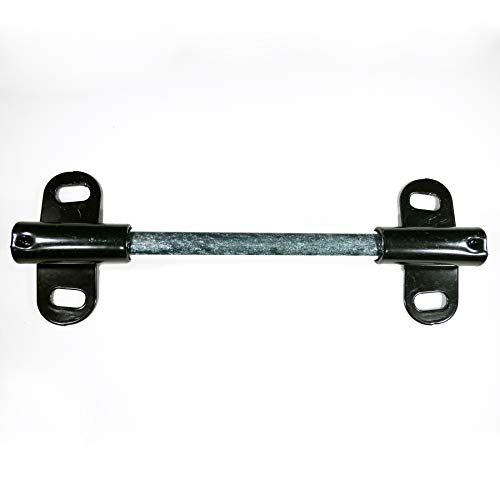 Wheelbarrow TIRE AXLE Shaft with Bracket 5/8